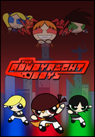 Powerpunks vs Rowdyrights by JKSketchy