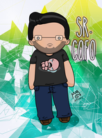 Sr. Cofo by animeche