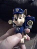 Paw Patrol Toys Chase from Package 1 by ChasePawPatrolPal1