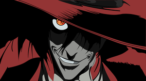 alucard close up by chrysostomster