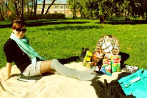 Or go have a picnic by Cedma