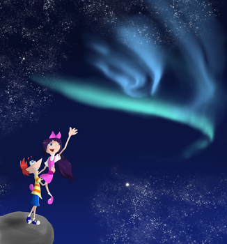 PnF: Take to the sky by OneSmartIdiot