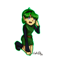 Saria -Commission- by brittninja
