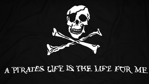 Pirate's Life - Wallpaper by GuruGrendo