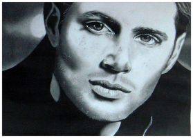 Dean Winchester by d-o-m-i