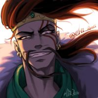 [LOL] Draven by FishbowlTuna