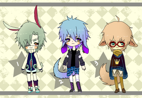 [closed] Mini Adopts 03 by Meicker