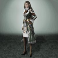 Final Fantasy XIII Jihl by ArmachamCorp