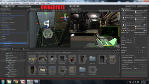 Code:RXT [GH-0-ST] Concept GameDevShot by ownerfate