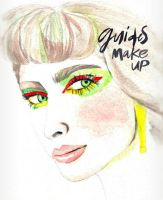 Makeup Guides by mojazil