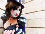 Miss Moxxi's Kiss by chimocho