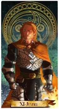 Commission Ulrich the Knight by Ioana-Muresan