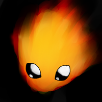 Little Fire ball by MagicalRave