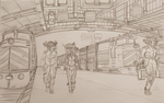 Central Station WIP by dan338