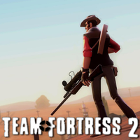 Team Fortress 2 Metro by griddark