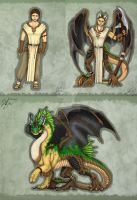 Logarth Dragon by BraveBabysitter