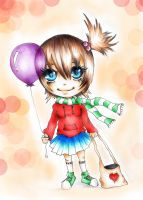 Balloon by monsty