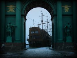 Mysterious Petersburg by GregSm