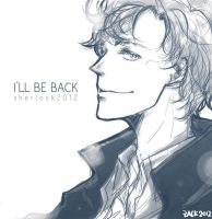 Sherlock | I will be back. by tedizack