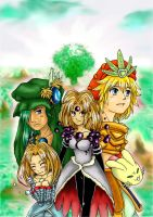 Legend of Mana by IannaBaskerville