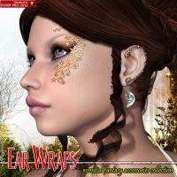Ear Wraps by emmaalvarez