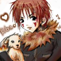 Kiba is LOVE---ly by ProdigyBombay