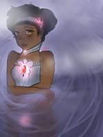 Aquarius: The Water Barrier by Wolf-Eared-Girl