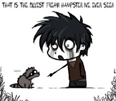 The biggest hampster by Arven-Girl