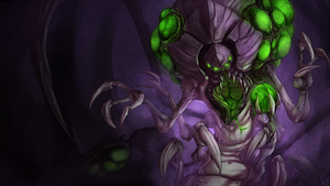 Abathur - wallpaper by atryl