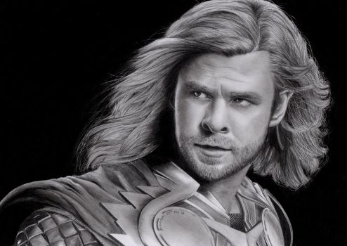 THOR is here! by BrendanPark