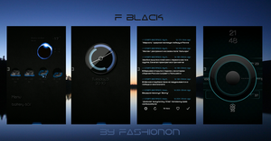 F-BLACK by fashionon