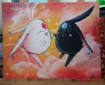 Mokona Modoki by Perplexed-Insight