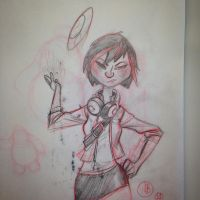Gogo Tomago by WouterBruneel