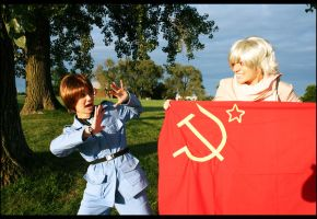 .APH. Join Mother Russia, Yes? by zhellyzee