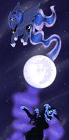 Two Nights by LunerUmbreon