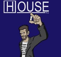Paging Dr. House... by Gigatoast