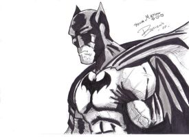I'm batman by benzaie