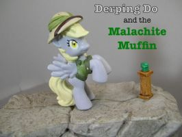 Derping Do and the Malachite Muffin by dvandom