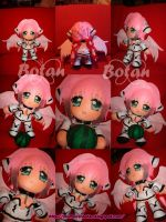 Ikaros plush version by Momoiro-Botan