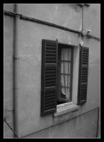 From the window II. by Anere