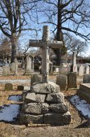 Tombstone Stock 4 by FairieGoodMother