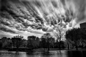 Angry Skies by MyLifeThroughTheLens