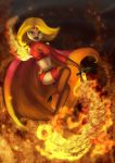 Commission - Flame Enchantress by LadyChestnut