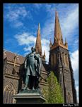 St. Patricks Cathedral by DarthIndy