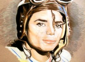 Michael jackson by MetDeth