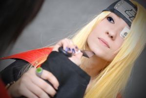 My Deidara Cosplay by YumeNi92