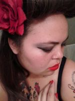Suicide Girl / Rockabilly Style by ColdHeartedCupid