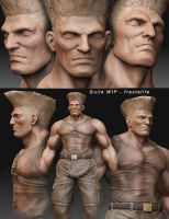Guile WIP by fractalife