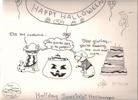 Holiday Specials: Halloween by lyla898989