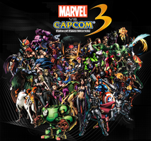 MVC3 by iTeaGreen